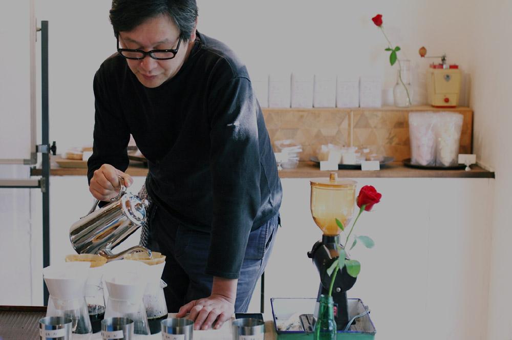 オオヤミノル『珈琲の建設』